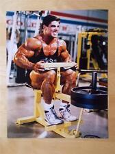 "Bodybuilder JIM QUINN muscle bodybuilding photo 8"" X 10"""