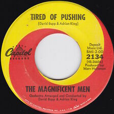 Northern Soul---MAGNIFICENT MEN--Tired Of Pushing / By The Time I Get To Phoenix