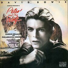 Eugene Ormandy, Davi - David Bowie Narrates Prokofiev's Peter & the Wolf [New CD