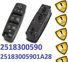 Mercedes Benz GL 500 GL63 06-16 Master Electric Window/Mirror Switch 2518300590