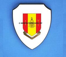 FLEET PROTECTION GROUP WALL SHIELD (FULL COLOUR)