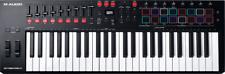 CLAVIER MAITRE  USB MIDI 49 TOUCHES PADS RVB M-AUDIO OXYGENPRO49