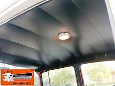 1955 1956 1957 Chevy Wagon Headliner Black Tier Vinyl 2 and 4 Door All Pre-Sewen