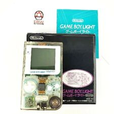 Console Game Boy Light Skeleton Famitsu édition limitée Nintendo System Japan VG