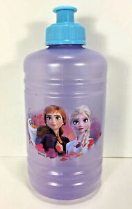 NEW Zak! Disney FROZEN 2 Water Bottle Handle ELSA Travel Jug Dance Sports Cup II