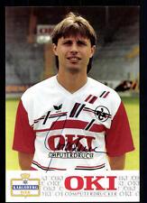 Kay Friedmann Autogrammmkarte 1 FC Kaiserslautern Original Signiert+A 92298