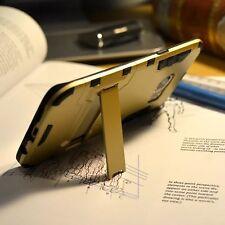 Rugged High Impact Armoured Shell Survival Tech Case Gold Samsung Galaxy S7 EDGE
