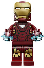 Ironman Lego Wall Sticker Decal Easy Reuse / Remove