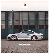 Lewandowski: Porsche 959 -limitierte Auflage- Pracht-Bildband/Handbuch/Modelle