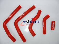 silicone radiator hose FOR HONDA CR125 CR 125 2005-2008 2005 2006 2007 2008 RED