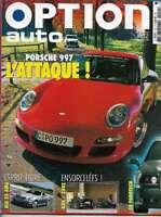 Magazine Option auto N° 152 novembre/decembre 2004