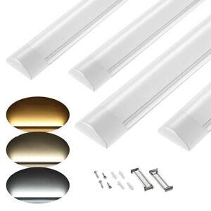 4x 120cm LED Röhre Röhr Tube Leuchtstoffröhre LED Garage Lager Röhrenlampe 40W