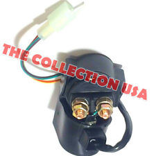 New Starter Relay Solenoid Honda Atc 250 Sx Big Red 3-wheeler 1985 1986 1987