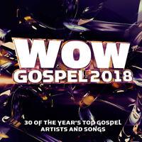 Various Artists - Wow Gospel 2018 (Various Artists) [New CD]