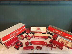 vintage coca cola collectibles lot