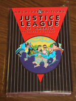 DC ARCHIVE EDITIONS JUSTICE LEAGUE OF AMERICA 3 JLA HARDBACK GN 156389159X