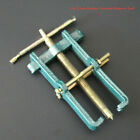 2 Jaw Bearing Puller Steel Inner Wheel Gear Extractor Bushing Remover Tool Kits