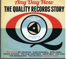 The Quality Records Story  - 3 CD Set - Del Shannon, Glen Campbell, Etta James