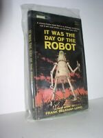 It Was the Day of the Robot by Frank Long (Belmont #90-277, 1'st Prt March 1963