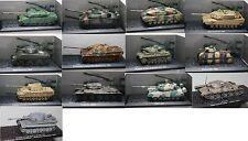 AGOSTINI / Atlas Panzer/Tanque/Ejército/Ejército wwii- escala (1:72) aussuchen-