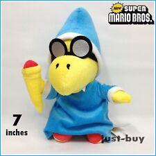 "New Super Mario Bros. Plush Magikoopa Koopa Troopa Soft Toy Stuffed Animal 7"""
