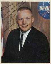 Apollo 11 Astronaut Neil Armstrong 8x10 Signed Photo
