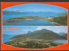 Norway Postcard - Views of Narvik      RR2802
