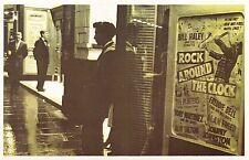 Nostalgia Postcard c1956 Gaumont Cinema Rock Around The Clock Bill Haley #N118