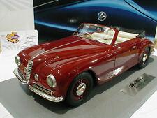 "BBR BLM1807B # Alfa Romeo 6C 2500 GT Touring Baujahr 1951 in "" dunkelrot "" 1:18"