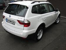 BMW X3 Typ E83/X83 Alu Trittbretter MICRO Medes Point