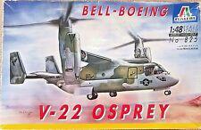 Italeri #825  Bell-Boeing  V-22 Osprey  1:48 scale  NIB