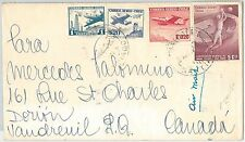 sport FOOTBALL -  POSTAL HISTORY - CHILE: STAMP on COVER