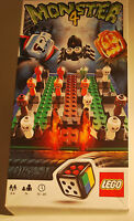 LEGO Monster 4 Game ( SET 3837 near Complete)