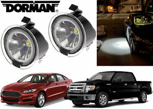 2 Pack Dorman 926-107 Mirror Puddle Lamp For Ford Lincoln Mercury New Free Ship