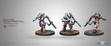Infinity Nomads BNIB Taskmasters, Bakunin SWAST Team (HMG) 280582
