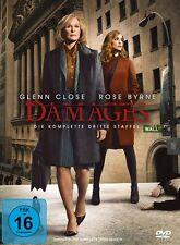 Damages - Im Netz der Macht - die komplette Season 3 # 3 DVD