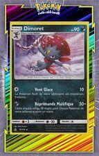 Dimoret Holo - SL05:Ultra Prisme - 74/156 - Carte Pokemon Neuve Française