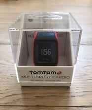 TOM TOM MULTI SPORT HEART RATE SPORTS GPS WATCH + BIKE STRAP