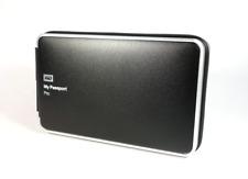 WD My Passport Pro 2 TB Tragbarer Thunderbolt RAID-Speicher