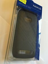 Nokia Lumia 710 Fitted Soft Cover Black CC-1032. Brand New in Original packaging