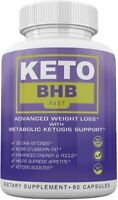 KETO BHB FAST -  60 CAPSULES 1 MONTH SUPPLY ** FAST SHIPPING**