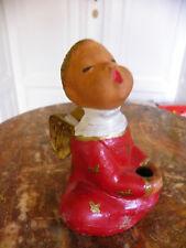 Original Singer Engel - Weihnachten - als Kerzenhalter - f. Sammler - sehr schön