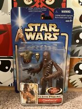 Hasbro Star Wars Attack Of The Clones: Chewbacca Cloud City Capture #38 MOC