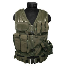 Usmc Army Tactical Assault Combat Marine Vest Zakjes Holster Carrier Olive