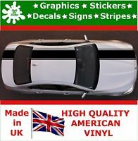 "8"" Racing Stripes Stickers Decal Art Car Auto Rally Graphics Sport HI_6_8"
