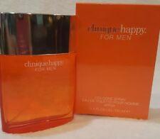 CLINIQUE HAPPY Pour Homme Cologne edt Perfume  for Men 3.4 oz 3.3 / 100 ml  New