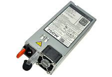 For Dell PowerEdge R520 R620 R720 R720XD R820 750W Power Supply 05NF18 D750E-S1
