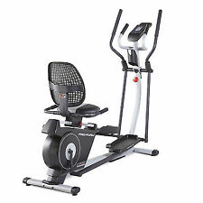 Proform Hybrid Cross Trainer Elliptical/Recumbent Bike Delivery Only