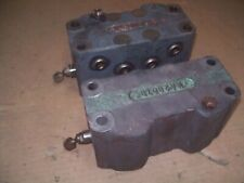 Oliver 7788 Farm Tractor Hydralectric Hydraulic Valves