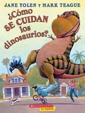 Como se cuidan los dinosaurios? / How Do Dinosaurs Stay Safe?